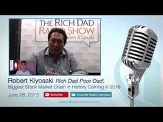 Robert Kiyosaki: Biggest Stock Market Crash in History Coming - My Inspired Media