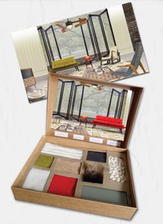 Presentation Materials - ANNA BURLES Interior Design