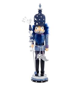 "Love this Hollywood 19"" Night Stars Nutcracker by Hollywood on #zulily! #zulilyfinds"