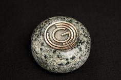 Glasgow Queen's Baton 2014 - Granite Gem