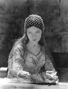 Lillian Gish In Romola, 1924