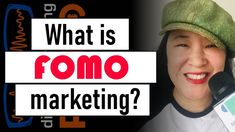 What is FOMO Marketing and why should you care? With Host of Digital Marketing Radio, David Bain Digital Marketing, The Creator, David