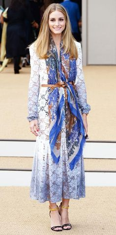 Olivia Palermo's Fashion Week Looks - September 15, 2014 - from InStyle.com