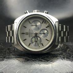 #vintagewatches #zenithwatches #elprimero for sale on www.epoqstore.com