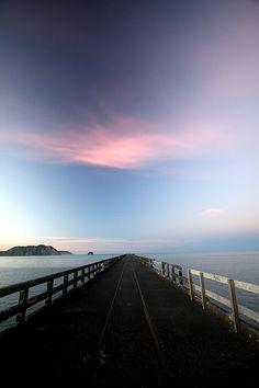 Tolaga Bay, East Coast, North Island, New Zealand