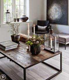 Stoliki kawowe w salonie - Myhome