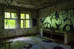 Abandoned Berlin Children's Hospital, Weißensee