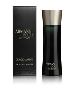 7d9a8f277b3df Giorgio Armani Armani Code Ultimate Eau de Toilette Spray for Men, Ounce