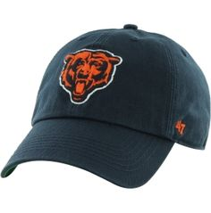 release date: 81e85 940ec  47 Men s Chicago Bears Legacy Franchise Fitted Navy Hat   DICK S Sporting  Goods