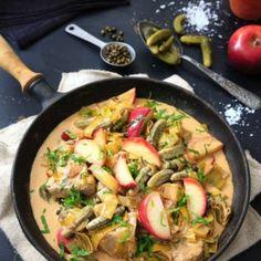 Fläskfilégryta med grönpeppar - Recept från Mitt kök - Mitt Kök | Recept | Mat | Bloggar | Vin | Öl