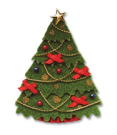 Jolee's By You Dimensional Embellishment - Christmas Tree  $3.50