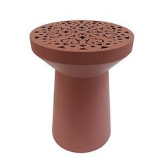 Sonoma Goods For Life® Small Metal Garden Stool Accent Table | Kohls Metal Outdoor Table, Outdoor Gardens, Indoor Outdoor, Boho Dekor, Sonoma Goods For Life, Interior Exterior, Decoration, Cleaning Wipes, Stool