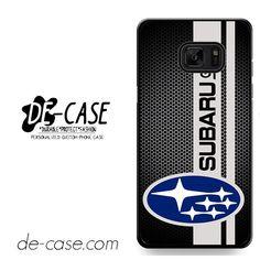 Subaru STI Logo DEAL-10229 Samsung Phonecase Cover For Samsung Galaxy Note 7