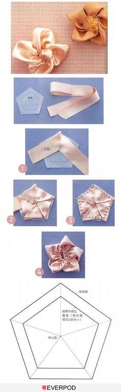 Fuxico hexagonal