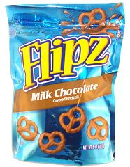 Flipz Chocolate Pretzels Bags Only $1.49 At Walgreens!
