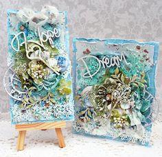 Card and Tag Set - Creative Embellishments
