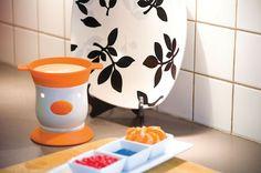 Orange Warmer- Velata Fondue