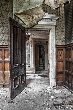 Mansion H, Lancashire - August 2012 - Derelict Places