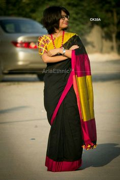 My my! Lovely sari!