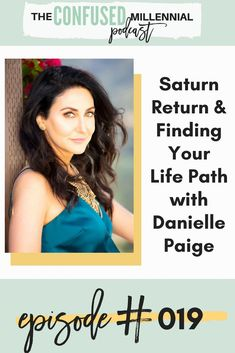 Saturn Return and finding your life path with intuitive astrologer danielle paige, healing paige, wh Life Advice, Career Advice, Tarot, Quarter Life Crisis, Everything Is Energy, College Hacks, Blog Tips, Millennial Generation, Self Improvement