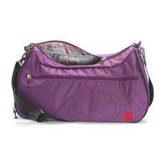 Maybe if I were rich?? Live 360 Core Gym Bag: With a separate compartment for footwear and a lined pouch for jewelry and smartphone, this quality gym bag doubles as a travel carry-on, and is built to last for years. $187 at www.livewell360.com.