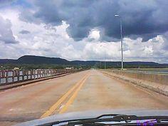 Viagem - Ponte Rio Grande