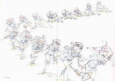 70 Best Ideas How To Draw Poses Anime Artists Animation Storyboard, Animation Sketches, Animation Reference, Art Reference Poses, Drawing Reference, Flipbook Animation, Animation Character, Cartoon Drawings, Cool Drawings
