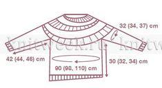 Shawl Patterns, Knitting Patterns, Circle Pattern, Free Pattern, Nordic Sweater, Crochet Abbreviations, Shades Of Burgundy, How To Start Knitting, Circular Knitting Needles