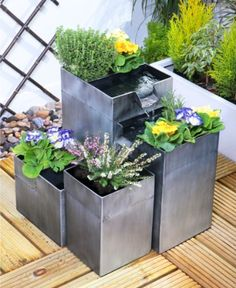 Daintree Planter Cascade Water Feature - Silver Primrose http://www.amazon.co.uk/dp/B008J1BGH8/ref=cm_sw_r_pi_dp_p6zJvb1YHZ371