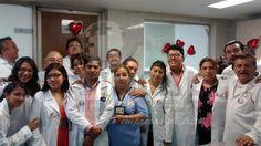 Evento por el Día Internacional de la Donación Altruista en la Secretaría de Salud del Gobierno del Distrito Federal.