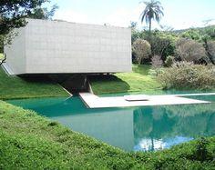 Galeria Adriana Varejao by Tacao #Arquitetos located Brumadinho, #Brazil © Tacao Arquitetos #designandlive