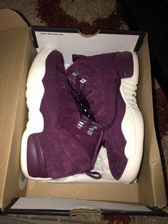 b90c37c8e158 DS Nike Air Jordan 12 Retro Bordeaux GS Youth Sz 6.5 Style  - 153265-