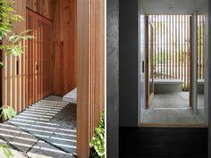 love architecture: cross house in koganei
