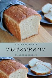 Baking recipe toast bread to make yourself-Backrezept Toastbrot zum selber machen You don't even need a blender for this toast bread recipe to bake yourself! Quick and easy baking recipe for a fluffy toast bread to make yourself. Banana Bread French Toast, French Toast Bake, French Toast Casserole, Easy Baking Recipes, Easy Cake Recipes, Meat Recipes, Food Cakes, Easy Vanilla Cake Recipe, Tostadas