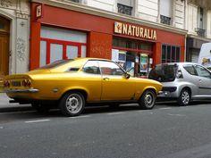 Paris Opel Manta   Flickr - Photo Sharing!