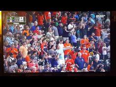 Valbuena's Walk-Off 3-Run Homerun Against The Oakland A's | Houston Astros 6.8.2016