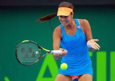 Ana Ivanovic campeona del @Abierto Monterrey  (06/04/14) Foto: @Edgar Montelongo