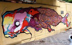 Beyond Banksy Project / Titi Freak