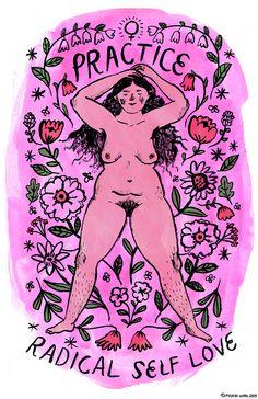Practice Radical Self Love
