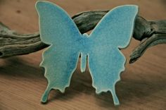 ceramic butterfly by Hedonia Art Shop