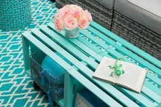 Perfect for parties and totally kid-friendly, this mobile wooden crate coffee table packs a stylish punch without denting your wallet. Get the step-by-step instructions >> http://www.hgtv.com/design/make-and-celebrate/handmade/diy-wooden-crate-coffee-table?soc=pinterest
