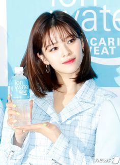 South Korean Girls, Korean Girl Groups, Pocari Sweat, Twice Korean, Dance The Night Away, Nayeon, Beauty, Women, Target