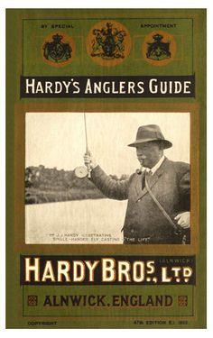 The Hardy name has been synonymous with fly fishing for many years. Founded in 1872 in Alnwick, England, the Hardy brothers who were first gunsmiths began producing high quality rods and reels. They were the first to build bamboo rods with hexagonal profiles and their designs for reels became a standard which many companies still try to emulate today.