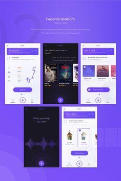 Mobile Apps Freebie on Behance