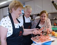 Cookery School Masterclass with Lisa Goodwin-Allen, Northcote, Lancashire