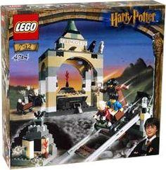 Harry Potter Lego Gringotts Bank - http://www.rekomande.com/harry-potter-lego-gringotts-bank/