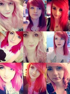 LDShadowlady her AWESOME hair
