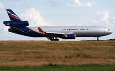 MD-11F of Aeroflot Cargo VP-BDQ EDFH