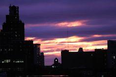 The Purple II Tornado Warning in NYC, Oct 2013 (c) Christian Lehner