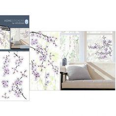 raamsticker cherry blossom - raamstickers - Wonen